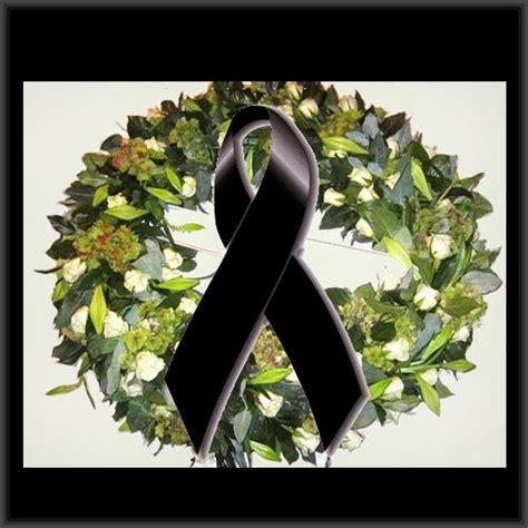imagenes de logos de luto cinta negra luto imagen y palabras de dolor fotos de luto