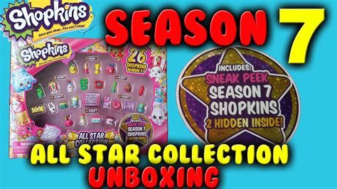 All Collection shopkins season 7 all collection with season 1 2 3 4