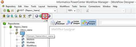 informatica workflow manager powercenter express overview explore informatica