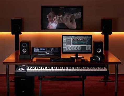 how to make an extremely effective home recording studio