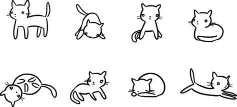 doodle cat doodles april 2012