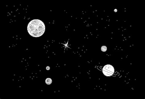 doodle galaxy y drawing black and white grunge draw space galaxy