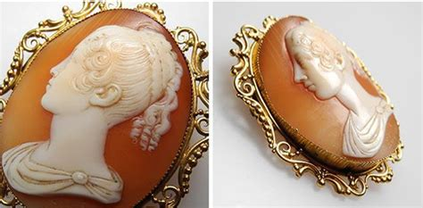 ist dibs shell cameos cameo jewelry