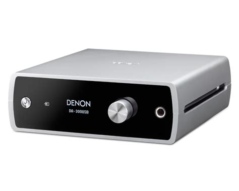 Usb Dac denon da300usb compact usb dac headphone west coast hi fi