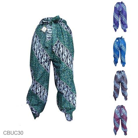 Batik Aladin celana batik aladin motif parang pancing bawahan rok