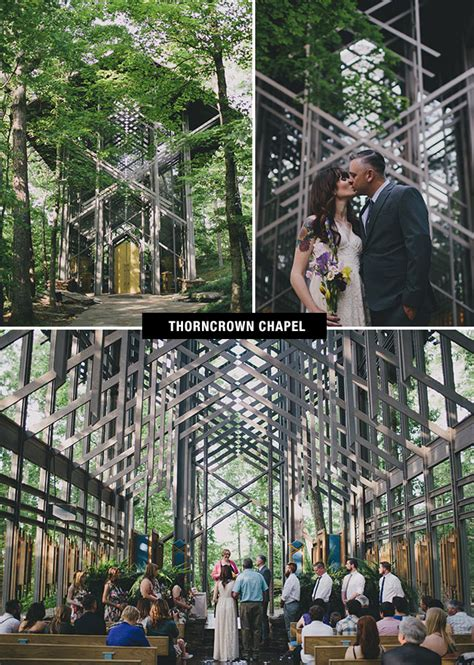 26 coolest places get married in us green