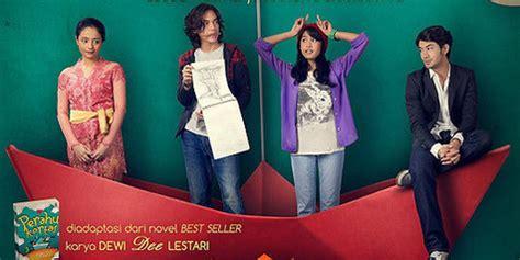 film indonesia perahu kertas download perahu kertas rilis poster mirip sul novel