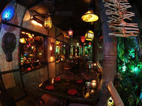 Tiki Bar Top by The 8 Greatest Tiki Bars In America Huffpost