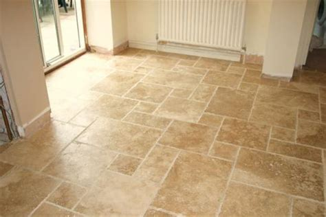 travertine kitchen floor np tiling brierley hill west midlands