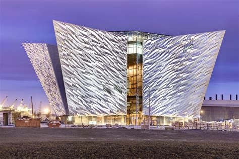 where is the museum a look inside belfast s new titanic museum