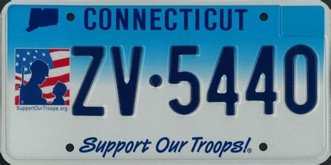 Ct Vanity Plates by Connecticut License Plates