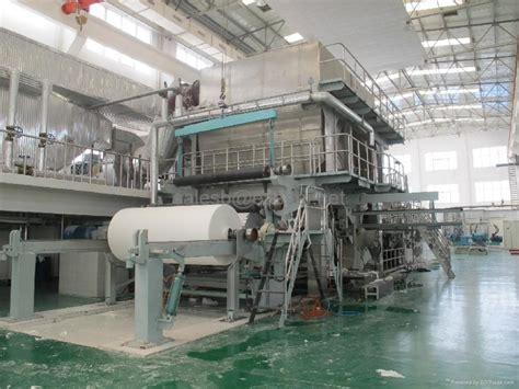 Tissue Paper Converting Machinery Paper Napkin Machine