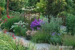 Gardeners Cottage - mixed border plinth et al