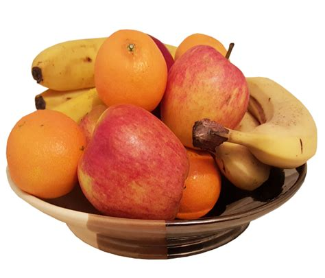 bowl of fruits bowl of fruit transparent image