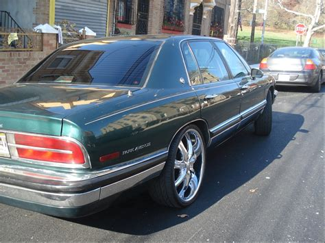 1994 buick park avenue information and photos momentcar
