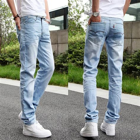 light colored jeans small mens jeans ye jean