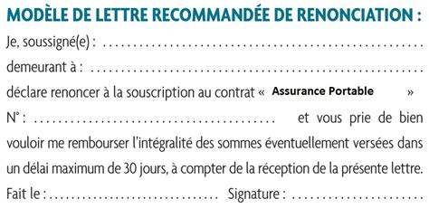 Lettre De Retractation Mobile Sfr Modele Lettre De Resiliation Sfr Document