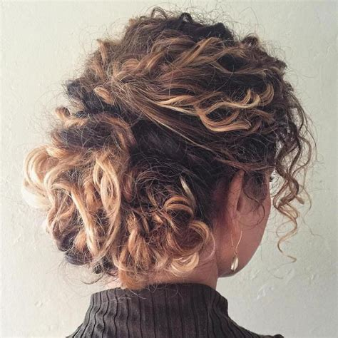 hairstyles messy curls 55 styles and cuts for naturally curly hair in 2018