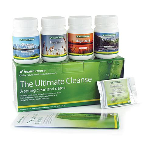 Wellness Detox Cleansing by The Ultimate Cleanse Buy Australia Return2health