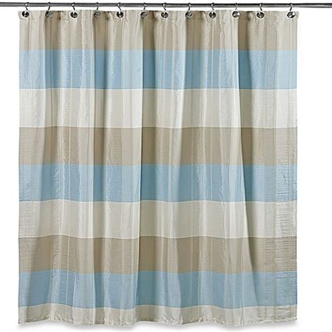 croscill fairfax shower curtain buy croscill 174 fairfax shower curtain in spa from bed bath