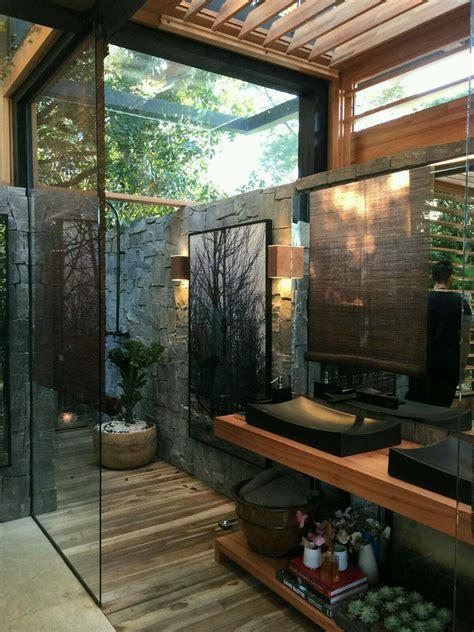 open bathroom designs 20 amazing open bathroom design inspiration home outdoor bathrooms bathroom home decor
