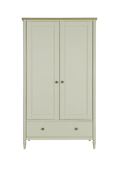 Ercol Wardrobes by Ercol Piacenza 2 Door Wardrobe Choice Furniture
