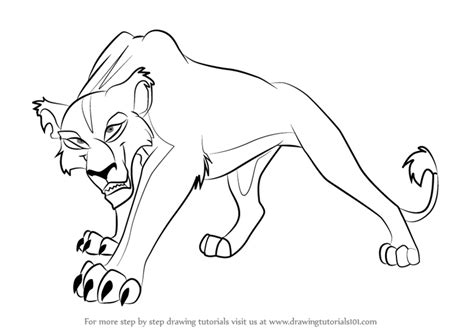 lion king coloring pages zira learn how to draw zira from the lion king 2 simba s