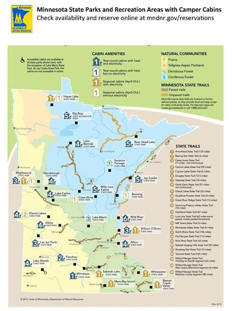 mn state parks map 17 best images about travel iowa maps hiking biking trucks on hiking trails parks