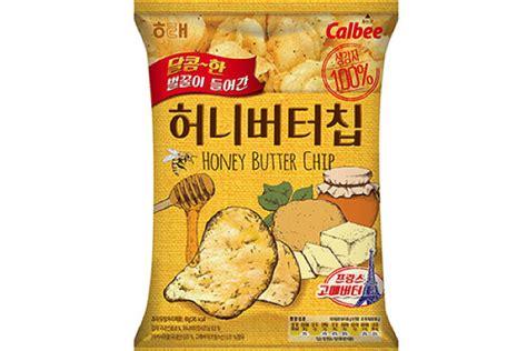 Honey Butter Chips korean snacks 24 you must try