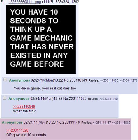 best 4chan the greatest 4chan posts