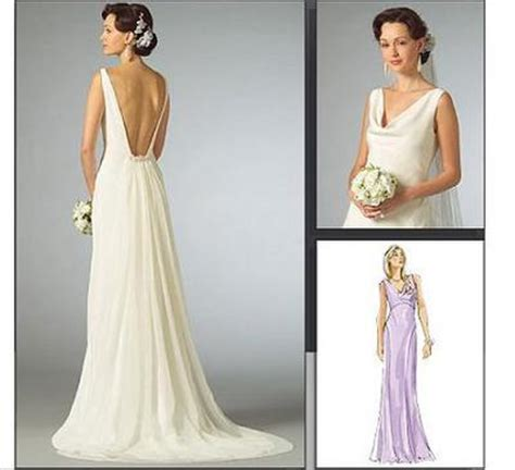 simple gown pattern diy wedding dresses the diy coordinator