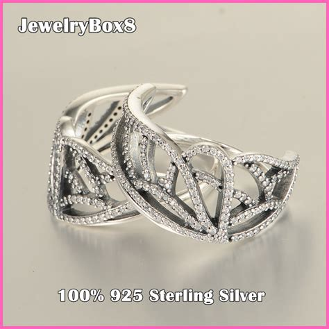 Butterfly Wing Silver Ring With Cubic Zirconia P 1005 popular new pandora rings buy cheap new pandora rings lots from china new pandora rings