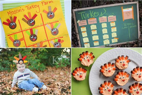 Cupcake Of The Week Gobble Gobble by Birthday Ideas Turkey Time
