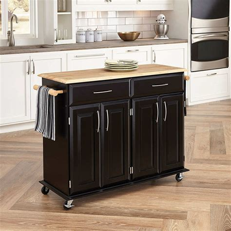 black butcher block kitchen island 2018 the 14 best butcher block kitchen islands and carts 2018