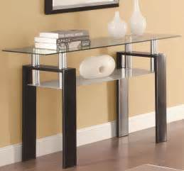 cheap modern glass sofa table in chicago