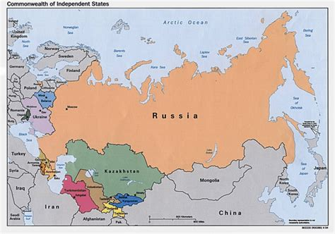 russia and cis map quiz europe after world war ii
