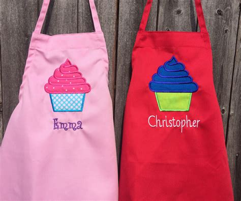 personalized kid apron kid apron personalized apron child