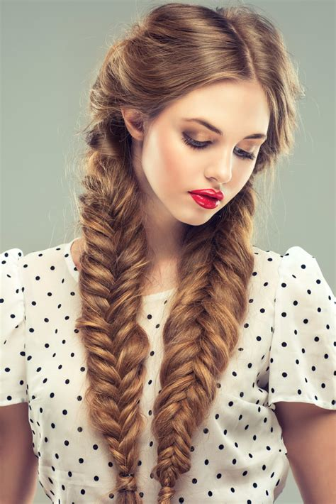 Free Hair Styler Upload Photo by Braids Hair Style Stock Photo Stock Photo