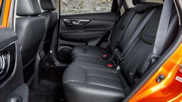nissan  trail suv  practicality boot space carbuyer