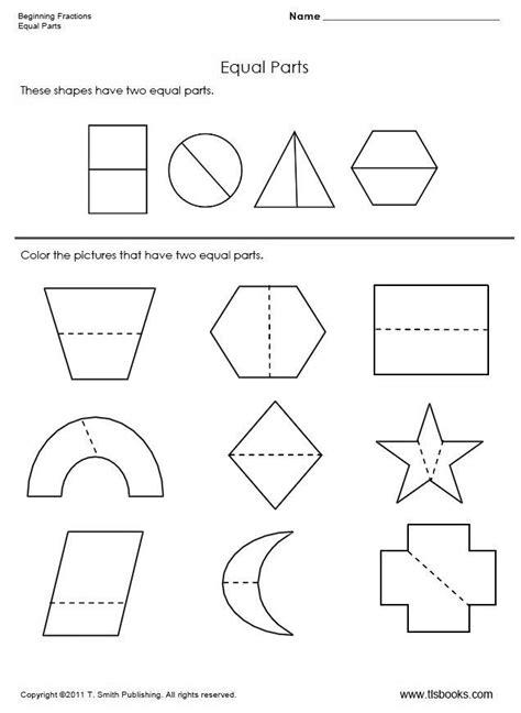 printable half and quarter worksheets fractions shade halves and quarters worksheets google
