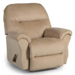 best home furnishings recliners medium bodie swivel