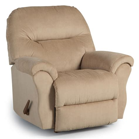 reclined chair best home furnishings recliners medium bodie swivel