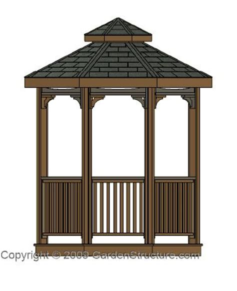 gazebo blueprints gazebo plans woodworking