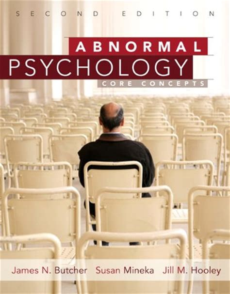 abnormal psychology books biography of author m hooley booking appearances