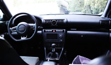 Audi A4 B6 Custom Interior by Audi Rs4 Gmg