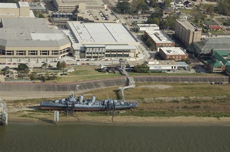 uss kidd museum landmark in baton rouge la united states