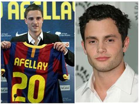 billy info gambar pemain bola sepak yang seiras dengan selebriti terkenal dunia