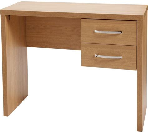 oak desks for home office buy jarvia office desk oak effect at argos co uk your