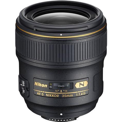 nikon af s nikkor 35mm f 1 4g lens 2198 b h photo