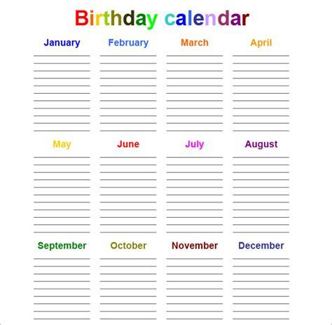 Perpetual Calendar Template Printable Perpetual Calendar Calendar Template Free Premium